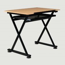 KTX Wood Melamine Craft Table