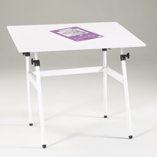 Berkley Melamine Surface Drafting Table