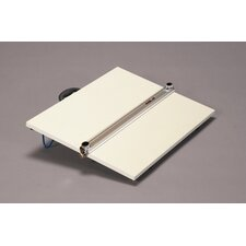 Pro Draft Aluminum Parallel Edge Drafting Board with Drawing Kit