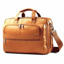 <strong>Samsonite</strong> Colombian Leather Laptop Briefcase