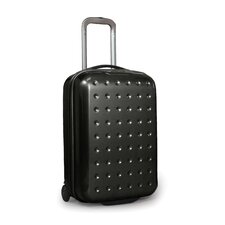 "Pixel Cube 20"" Hardsided Carry On"