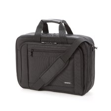 Classic Business Cases Three Gusset Briefcase