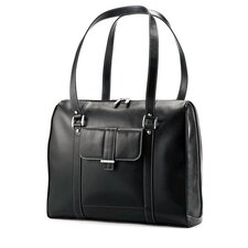 Business Leather Laptop Satchel
