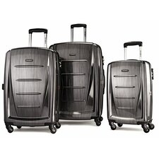 Winfield 2 Fashion 3 Piece Nesting Spinner Luggage Set