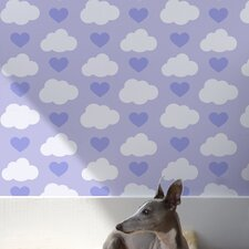 Loveclouds Wallpaper (Set of 2)