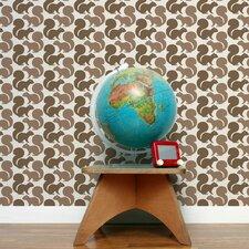 Squirrel Wallpaper (Set of 2)