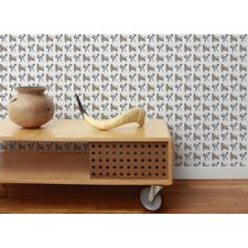 <strong>Aimee Wilder Designs</strong> Sumo Wallpaper in Classic 1 Unit