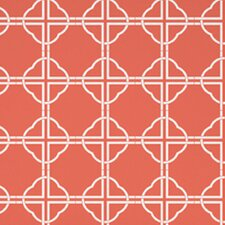 Asian Trellis Wallpaper (Set of 2)