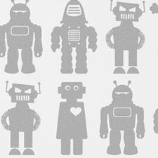 Big Robots Wallpaper (Set of 2)