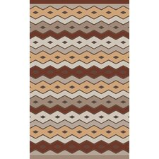 Native Geometric Area Rug