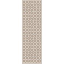 Native Gray/Ivory Geometric Area Rug