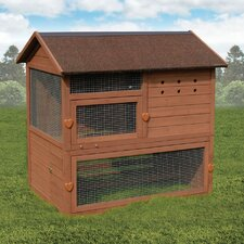 Premium+ Chicken Coop with Ramp