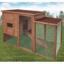 Premium+Chicken Coop with Ramp