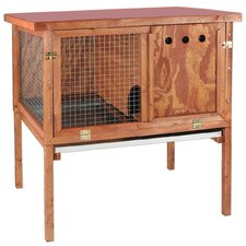 Deluxe Rabbit Hutch