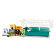 <strong>Ware Mfg</strong> Home Sweet Home Rabbit Cage Starter Kit