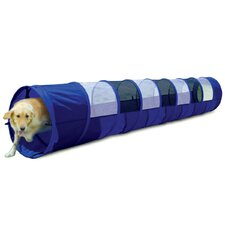Large Pop-Up Fun Dog Tunnel