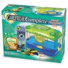 Carefresh Dwarf Hamster Cage Kit