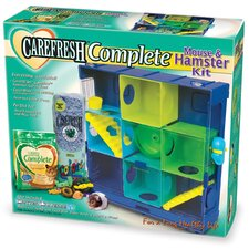 Carefresh Mouse and Hamster Cage Kit