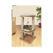 Bamboo Bungalow Scratching Post