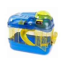 Spin City Health Club Pet Cage