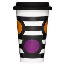 Take Away Stripe Mug
