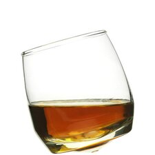 Bar Whisky Glasses Rounded Base (Set of 6)