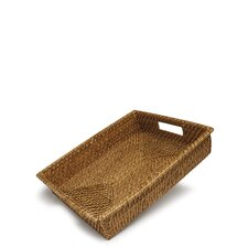 Texmex Small Rattan Tray