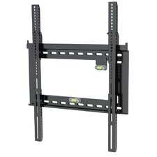 "Fixed TV Mount With 72"" 3 Pack HDMI Cables"