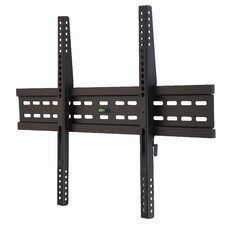 "Ultra Slim Fixed T. V Mount in Size 23.9"" H x 25"" W x 0.5"" D"