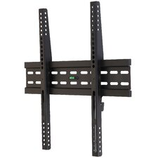 "Ultra Slim Fixed T. V Mount in Size 15.8"" H x 16.1"" W x 0.5"" D"