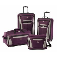 <strong>American Tourister</strong> Fieldbrook II 4 Piece Luggage Set