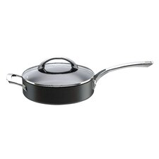 Professional Hard Anodized 24 cm Saute Pan