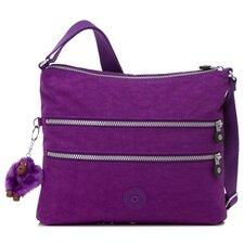 Basic Solid Alvar Travel Cross Body Bag