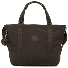 <strong>Kipling</strong> Basic Solid Adara Medium Tote Bag