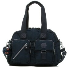 Basic Soild Defea Satchel Bag