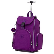 <strong>Kipling</strong> Basic Solid Alcatraz II Rolling Backpack
