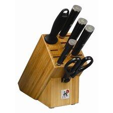 Kaizen 7 Piece Knife Block Set