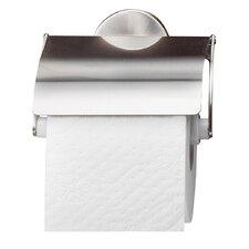 "Toilettenpapierhalter ""Fusion"" in Optik Edelstahl gebürstet"