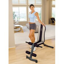 Slant Board Adjustable Utility Bench