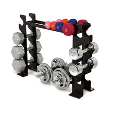 8 Pair Dumbbell Rack