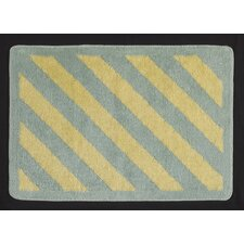 Slow Poke Stripe Kids Rug