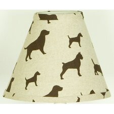 <strong>Cotton Tale</strong> Houndstooth Lamp Shade