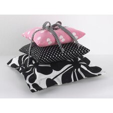 Girly Pillow Set