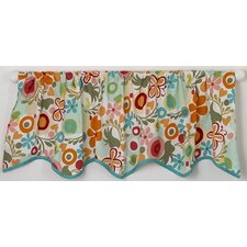"Lizzie Straight 54"" Curtain Valance"
