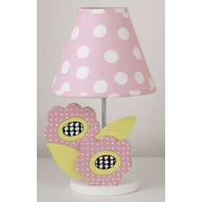 Poppy Decorator Lamp and Shade