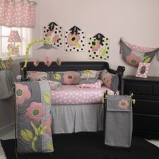 Poppy 10 Piece Crib Bedding Set