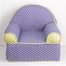 <strong>Cotton Tale</strong> Periwinkle Kids Club Chair