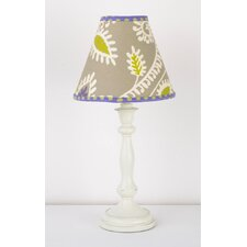 Periwinkle Standard Table Lamp