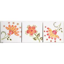 <strong>Cotton Tale</strong> Gypsy Wall Art (Set of 3)