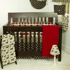 <strong>Cotton Tale</strong> Houndstooth Crib Bedding Collection
